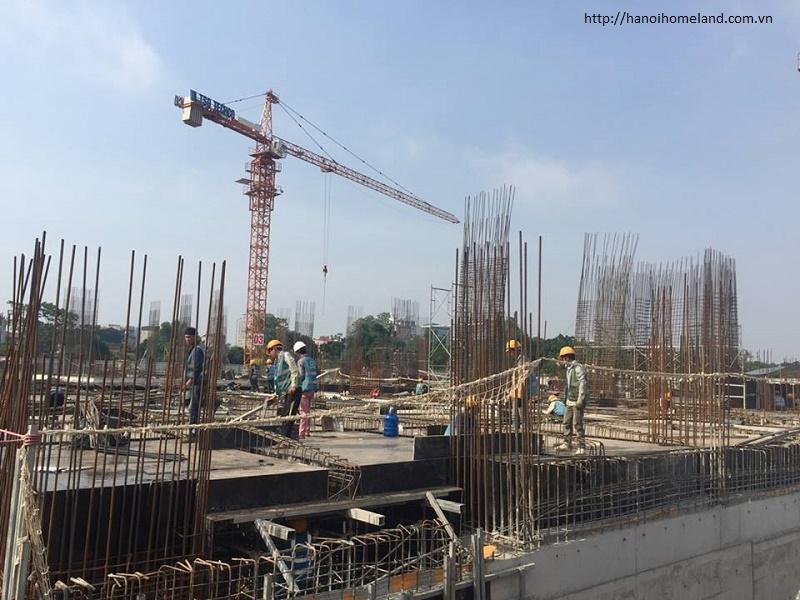 Tien do Hanoi Homeland Thang 5 2018 04